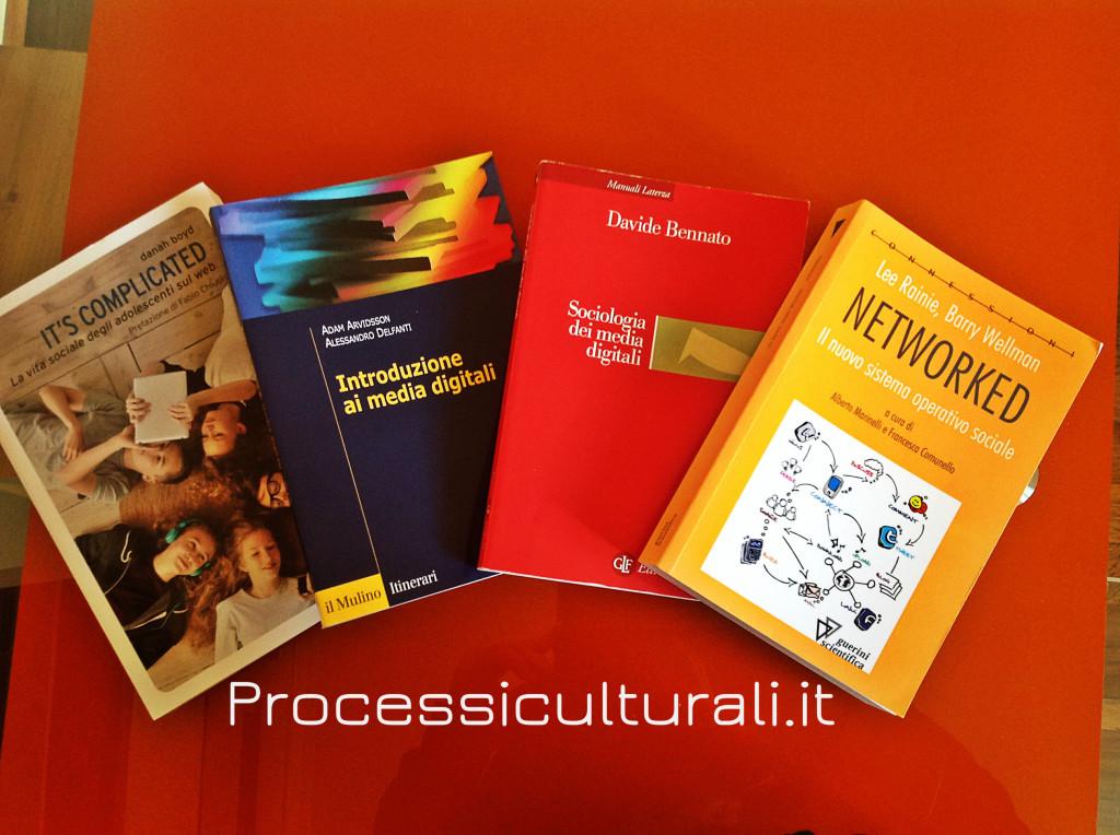 Programma del corso di Sociologia dei media digitali AA.2014-15