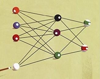 """Copertina del libro di A. Pluchino """"La firma della complessità"""" (2015)"""