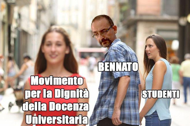 Meme creato da Giuseppe Marraro